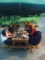 BBQ After the event
